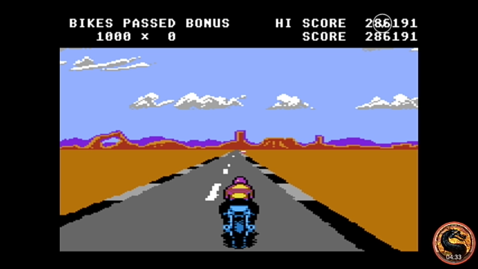 omargeddon: Motor Psycho: Track 2 (Atari 7800 Emulated) 286,191 points on 2019-11-01 23:18:46