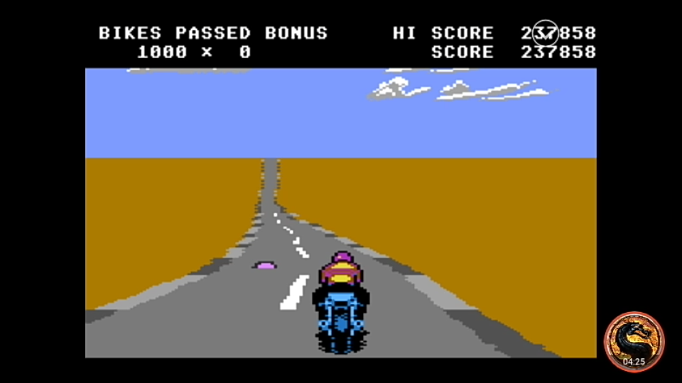 omargeddon: Motor Psycho: Track 3 (Atari 7800 Emulated) 237,858 points on 2019-11-01 23:19:39