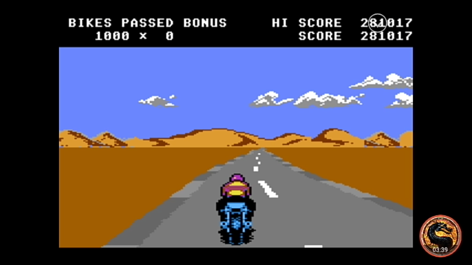 omargeddon: Motor Psycho: Track 4 (Atari 7800 Emulated) 281,017 points on 2019-11-01 23:20:25