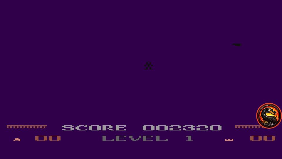 omargeddon: Mountain King (Atari 400/800/XL/XE Emulated) 2,320 points on 2020-12-26 03:06:14