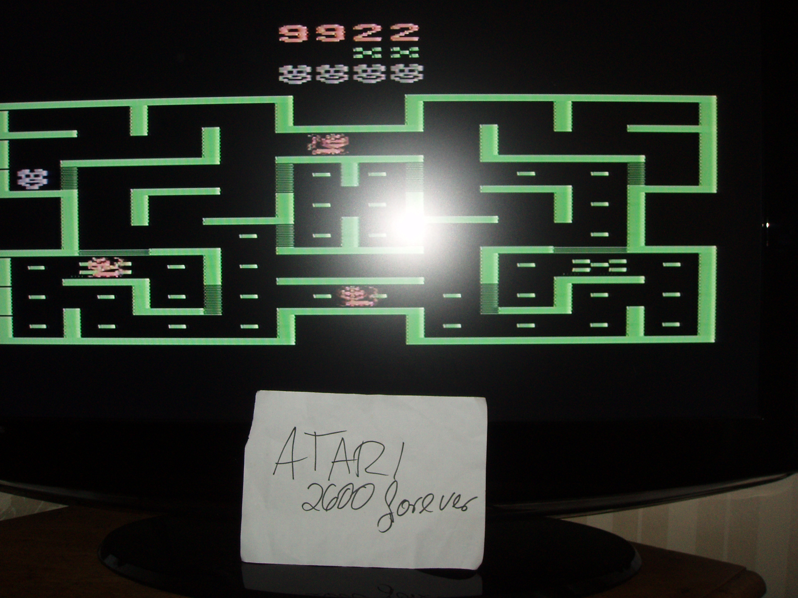 atari2600forever: Mouse Trap (Atari 2600 Novice/B) 14,121 points on 2018-04-25 03:24:37