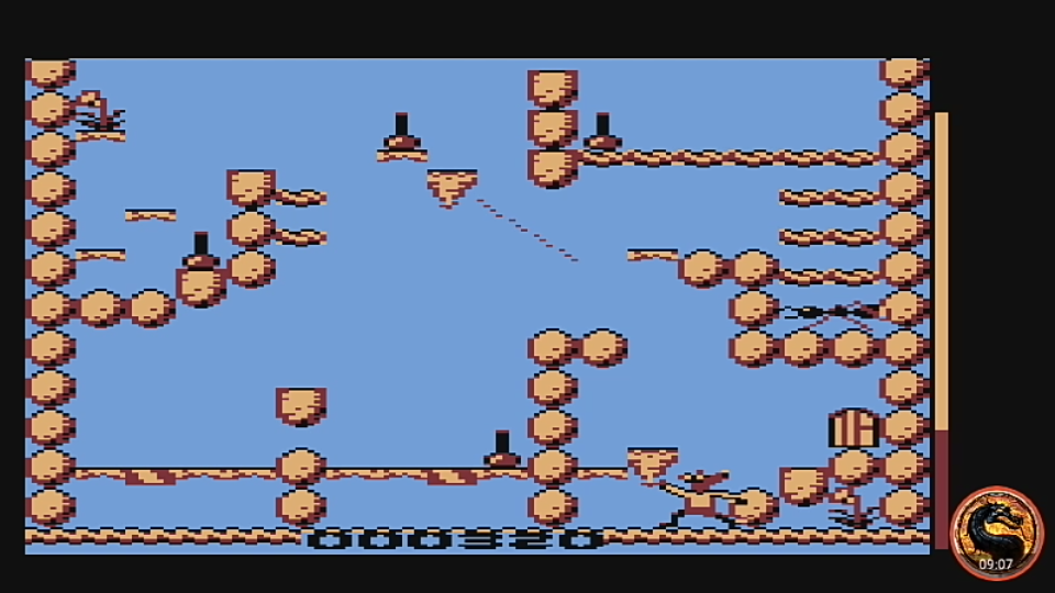 omargeddon: Mouse Trap (Atari 400/800/XL/XE Emulated) 320 points on 2019-11-17 00:40:18
