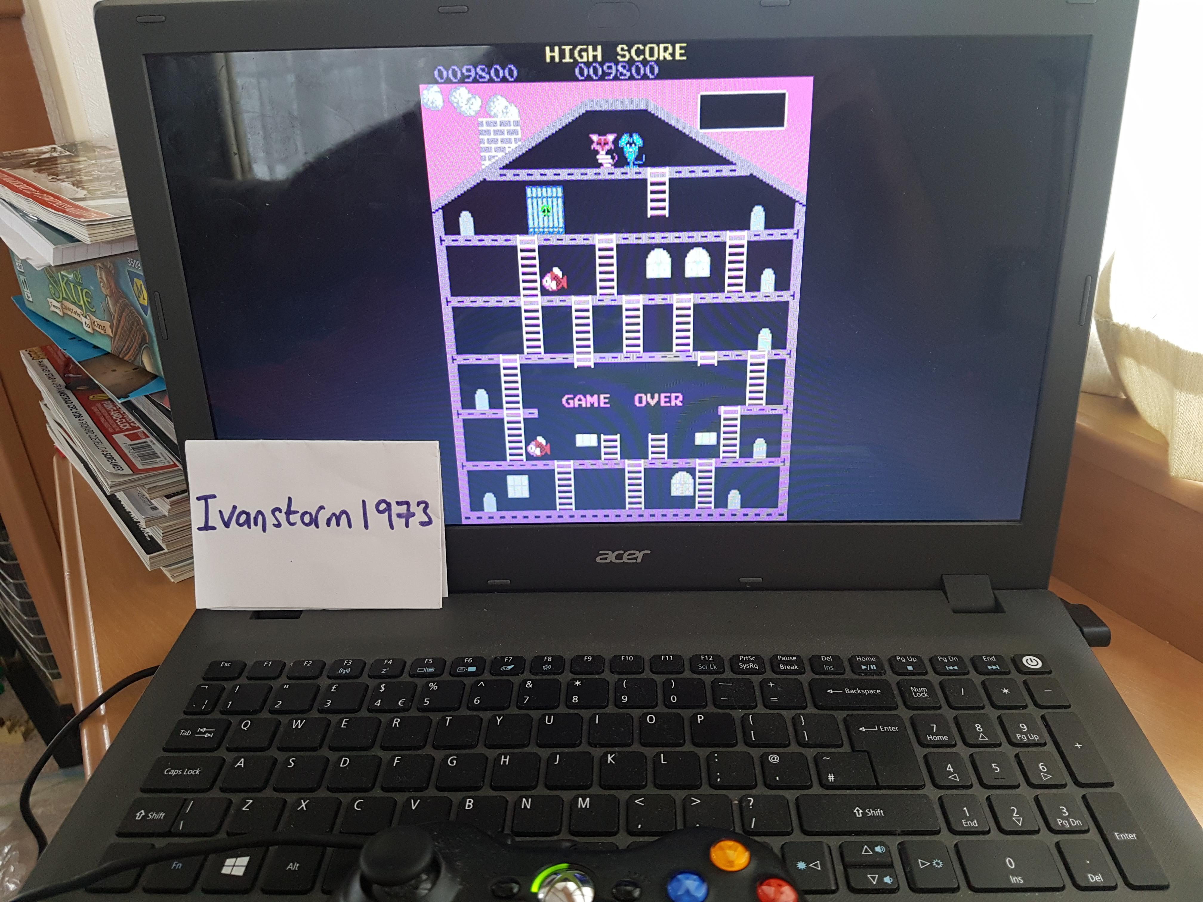 Mouser [mouser] 9,800 points