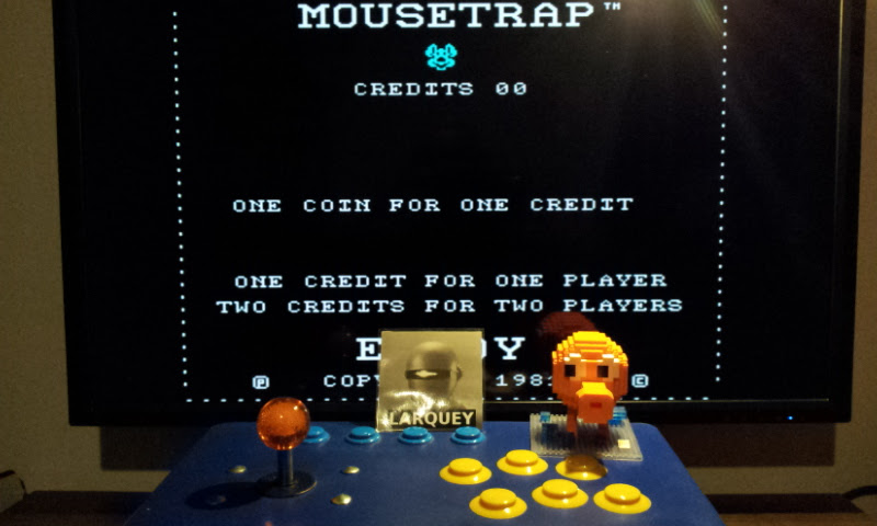 Mousetrap 46,560 points
