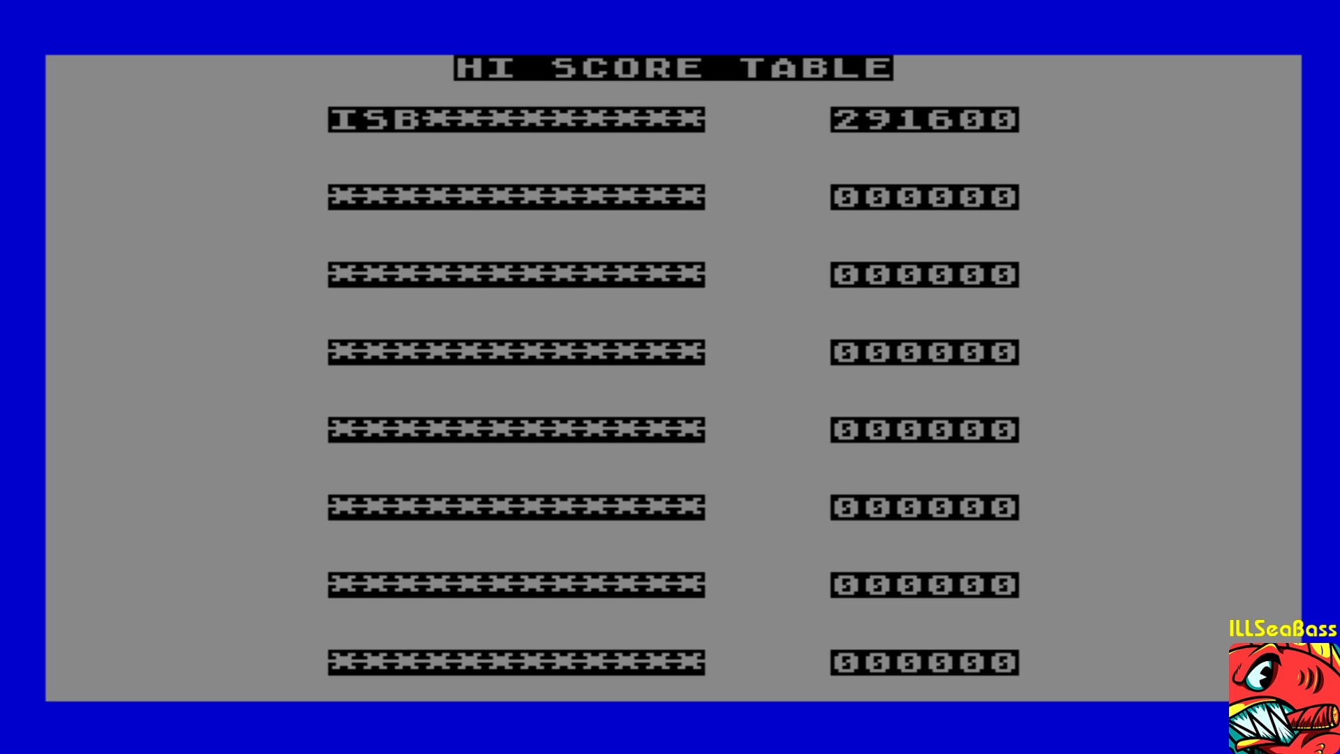 ILLSeaBass: Mr. Dig: Extremely Easy (Commodore 64 Emulated) 291,600 points on 2018-01-20 15:23:35