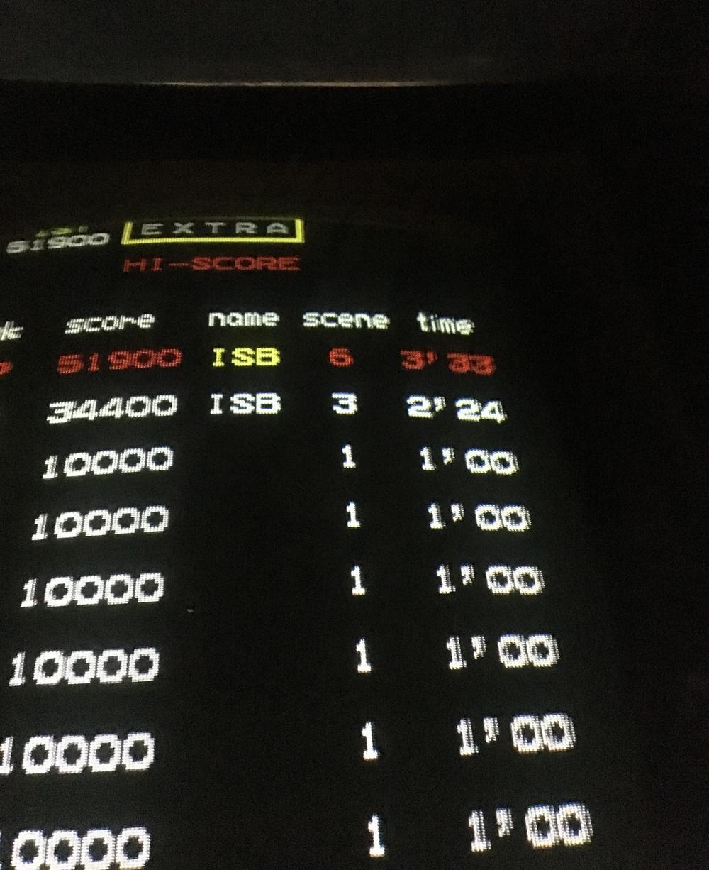 ILLSeaBass: Mr. Do (Arcade) 51,900 points on 2017-03-12 17:58:33