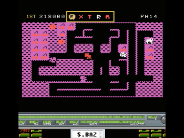 S.BAZ: Mr. Do!: Skill 1 (Colecovision Emulated) 218,000 points on 2016-11-05 13:38:19
