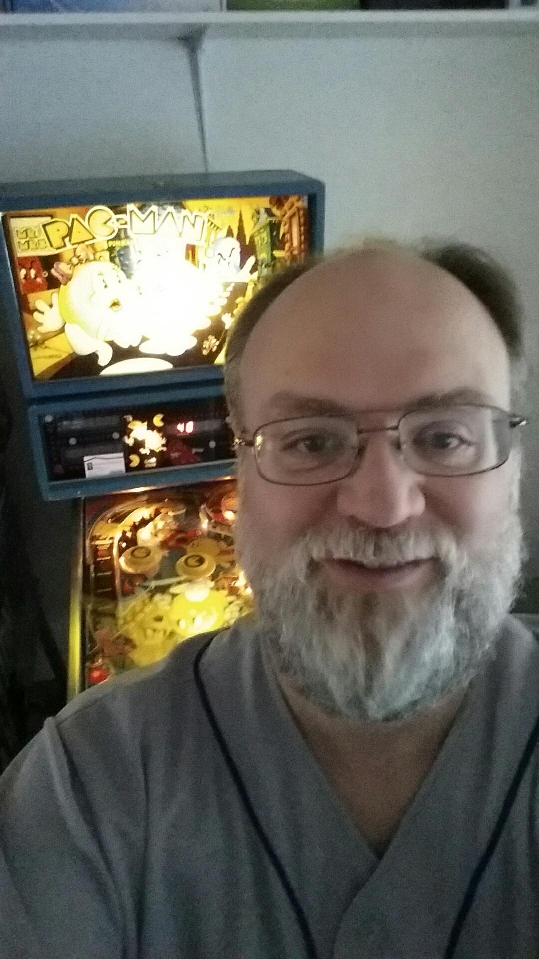 SeanStewart: Mr. & Mrs. Pac-Man (Pinball: 3 Balls) 2,814,120 points on 2017-11-11 17:54:38
