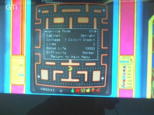 GTibel: Ms. Pac-Man (Arcade Emulated / M.A.M.E.) 49,600 points on 2017-05-14 01:01:53
