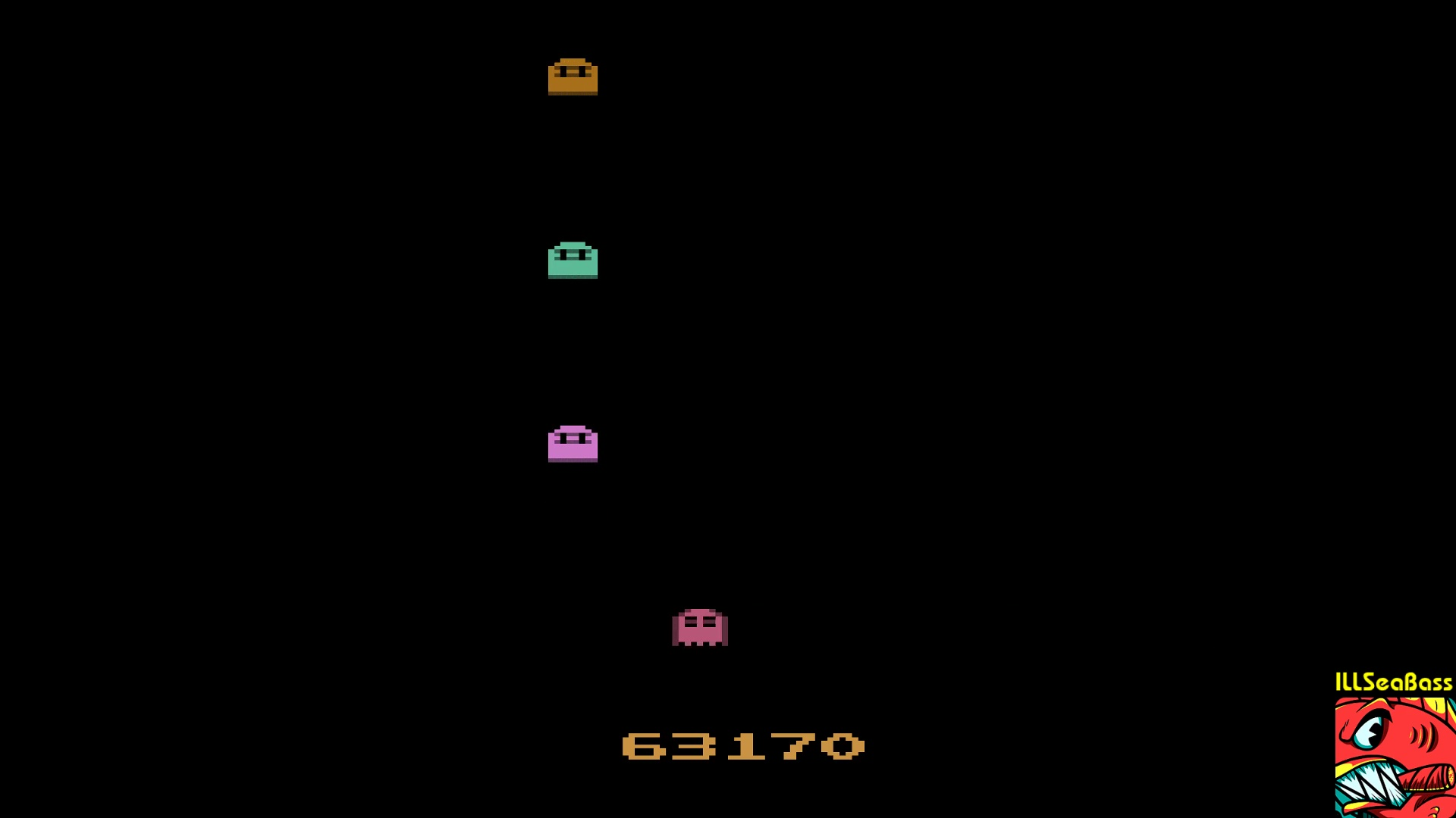 ILLSeaBass: Ms. Pac-Man (Atari 2600 Emulated) 63,170 points on 2018-01-20 10:29:36