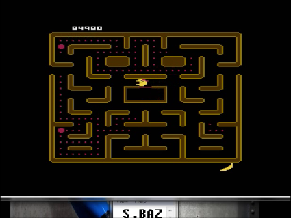 S.BAZ: Ms. Pac-Man (Atari 400/800/XL/XE Emulated) 84,980 points on 2016-05-30 17:36:23