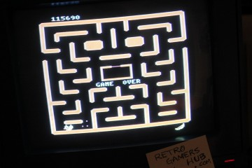 Ms. Pac-Man 115,690 points