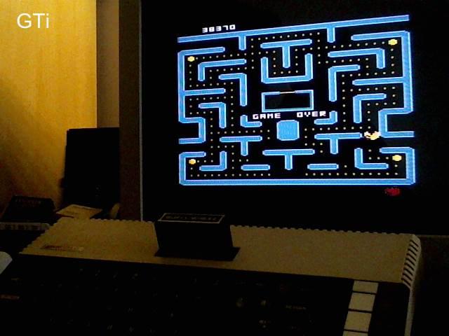 GTibel: Ms. Pac-Man (Atari 400/800/XL/XE) 50,800 points on 2017-09-11 10:31:27