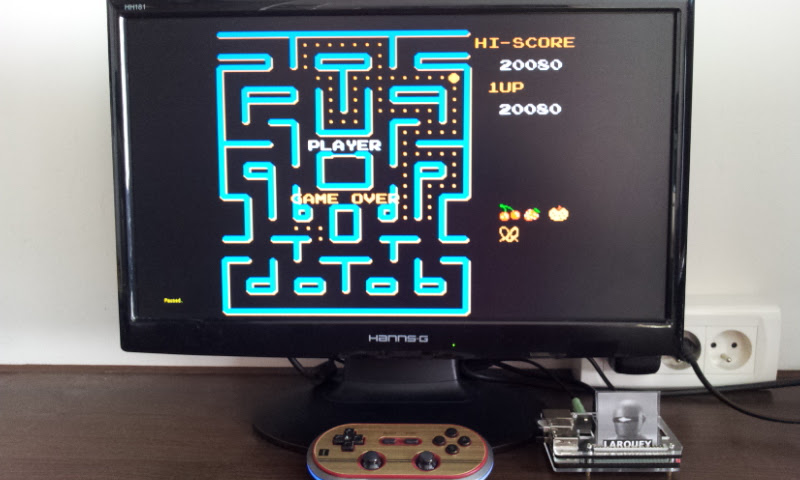 Larquey: Ms. Pac-Man [Namco] (NES/Famicom Emulated) 20,080 points on 2017-07-28 10:32:11
