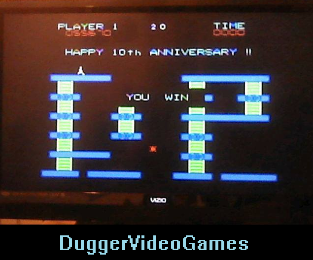 DuggerVideoGames: Ms. Space Fury (Colecovision Flashback) 55,670 points on 2016-04-06 19:10:14