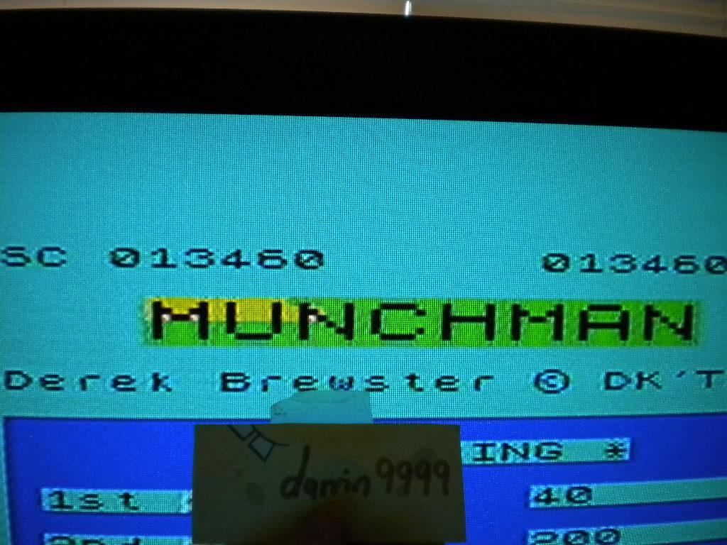 Munch Man [DK