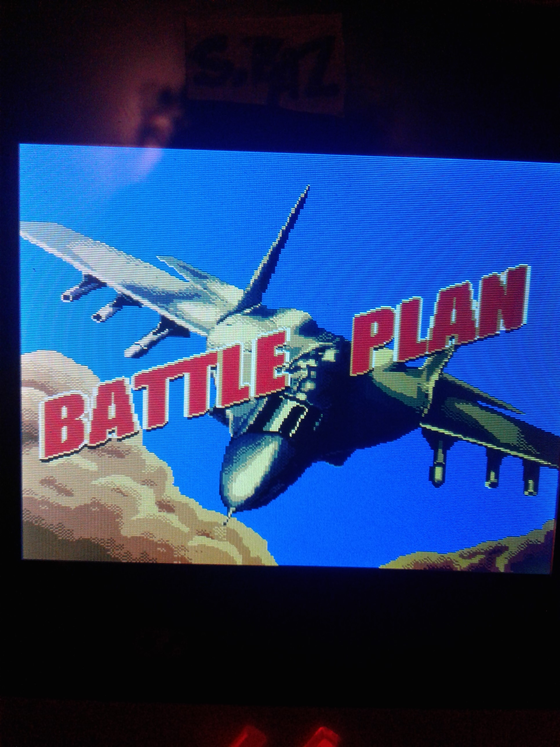 S.BAZ: My Arcade: Battle Plan (Dedicated Handheld) 40,090 points on 2019-11-15 11:44:35