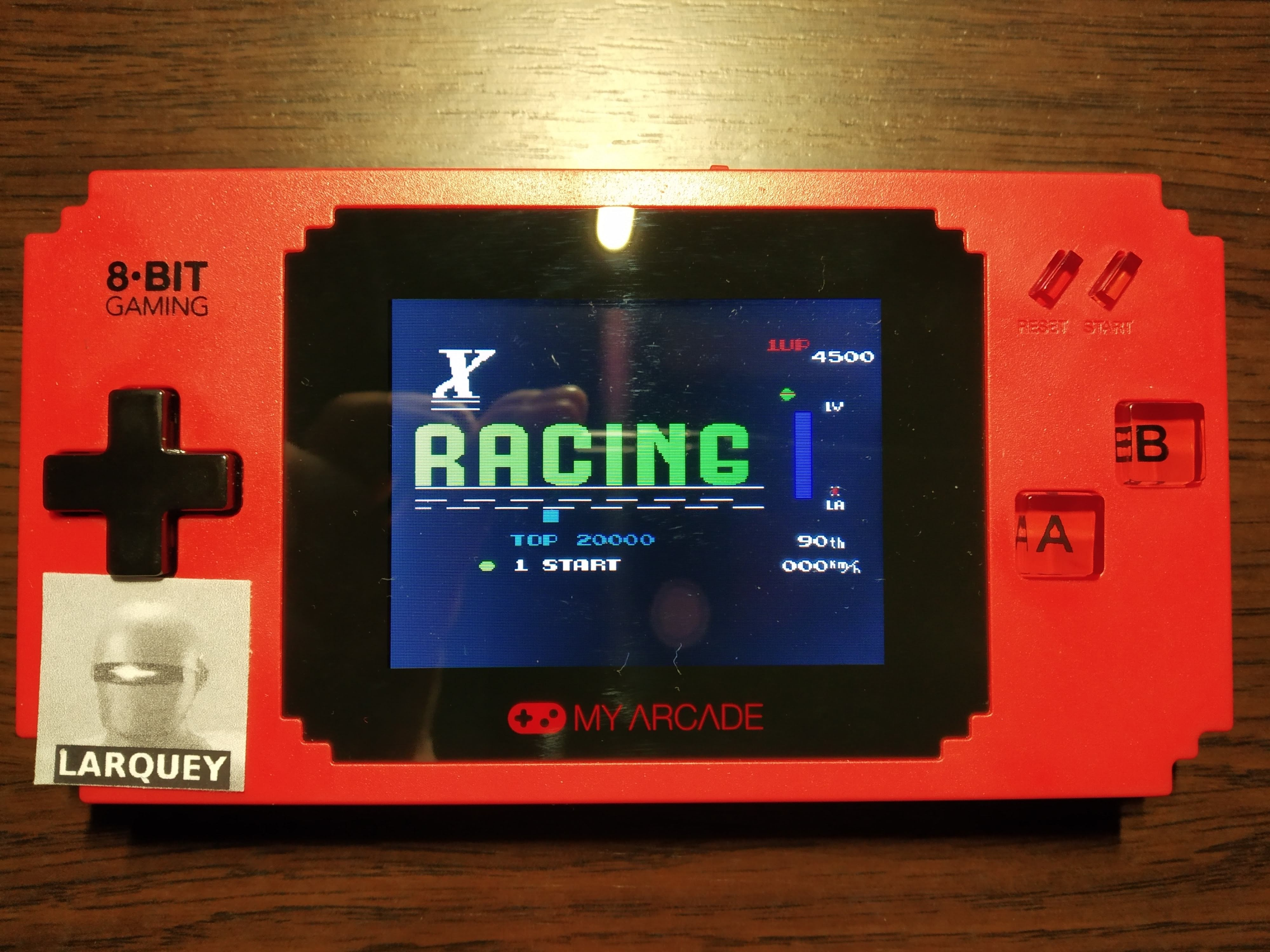 My Arcade: X Racing 4,500 points