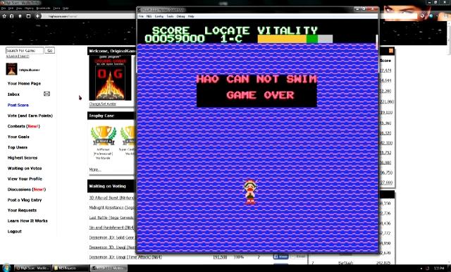 OriginalGamer: Mystery Quest (NES/Famicom Emulated) 59,000 points on 2016-07-02 15:17:28