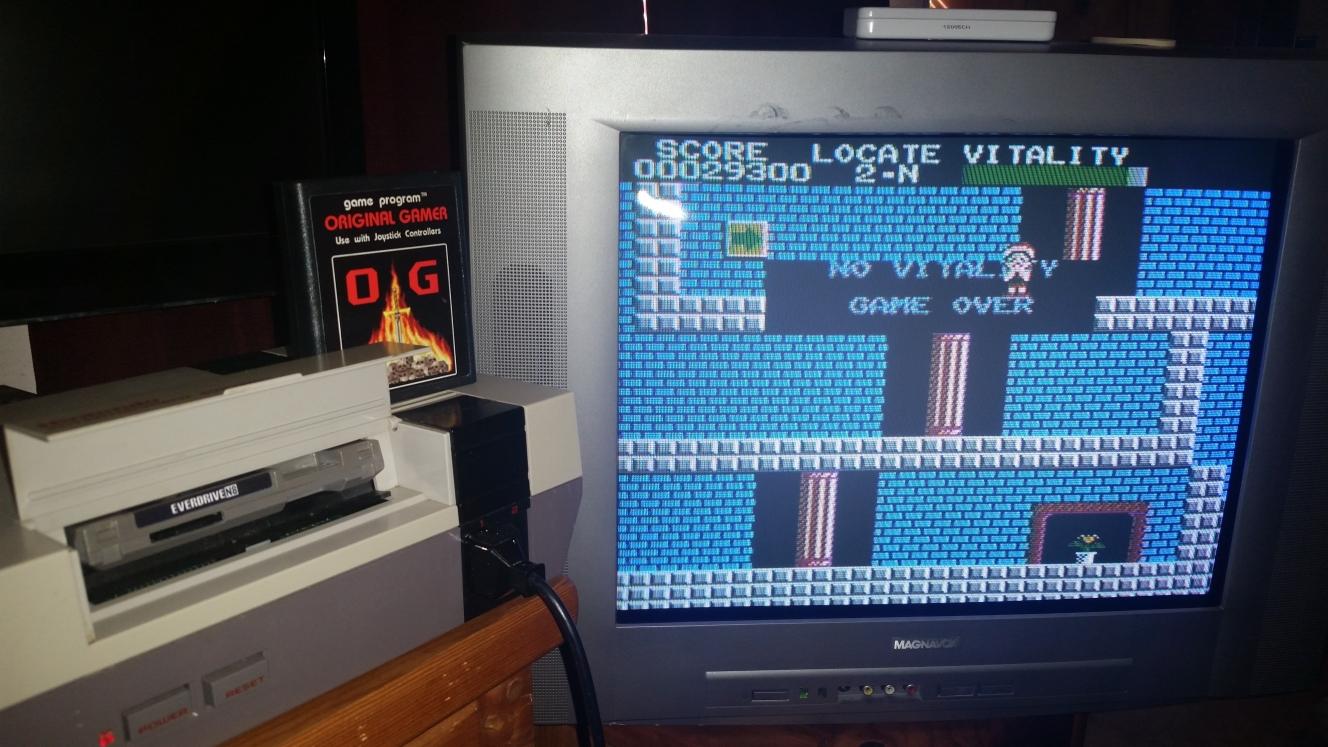 OriginalGamer: Mystery Quest (NES/Famicom) 29,300 points on 2016-08-01 10:17:32