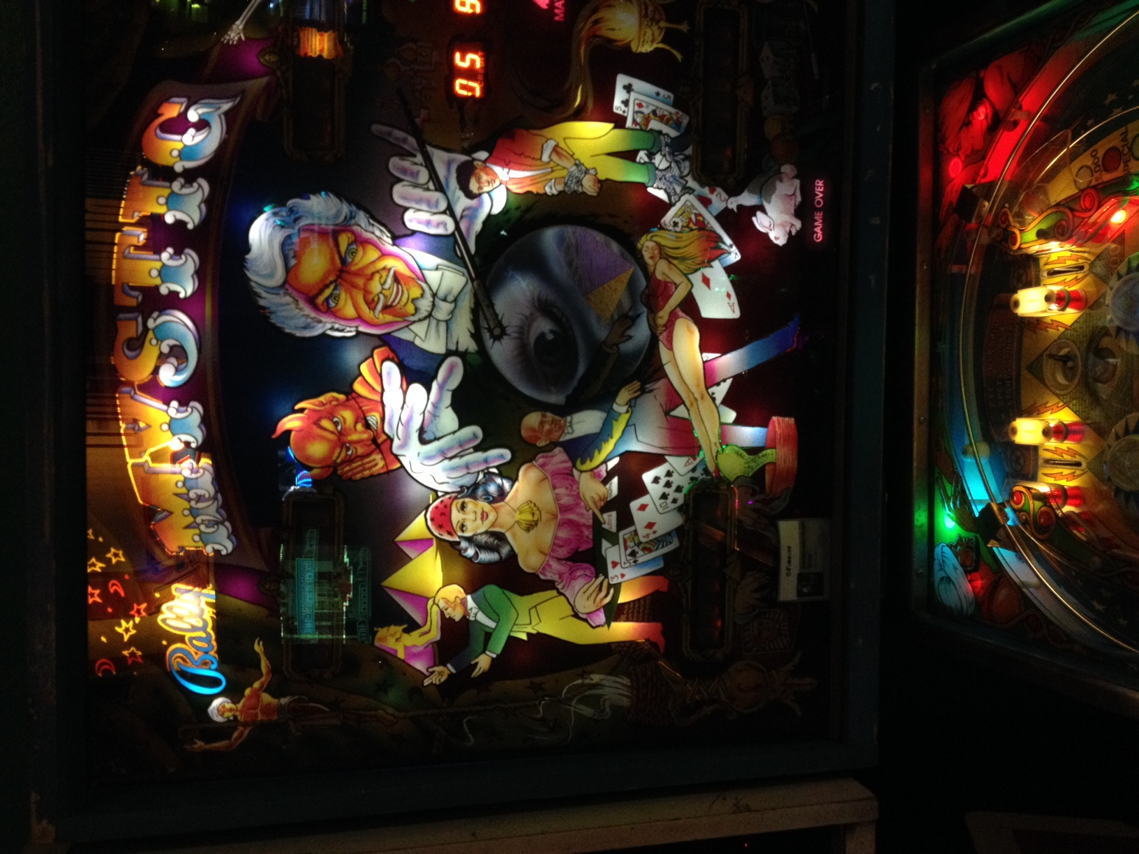 bensweeneyonbass: Mystic [1980 Pinball] (Pinball: 3 Balls) 97,310 points on 2016-01-21 07:56:46