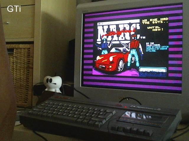 GTibel: NARC (ZX Spectrum) 6,850 points on 2017-06-04 10:51:39