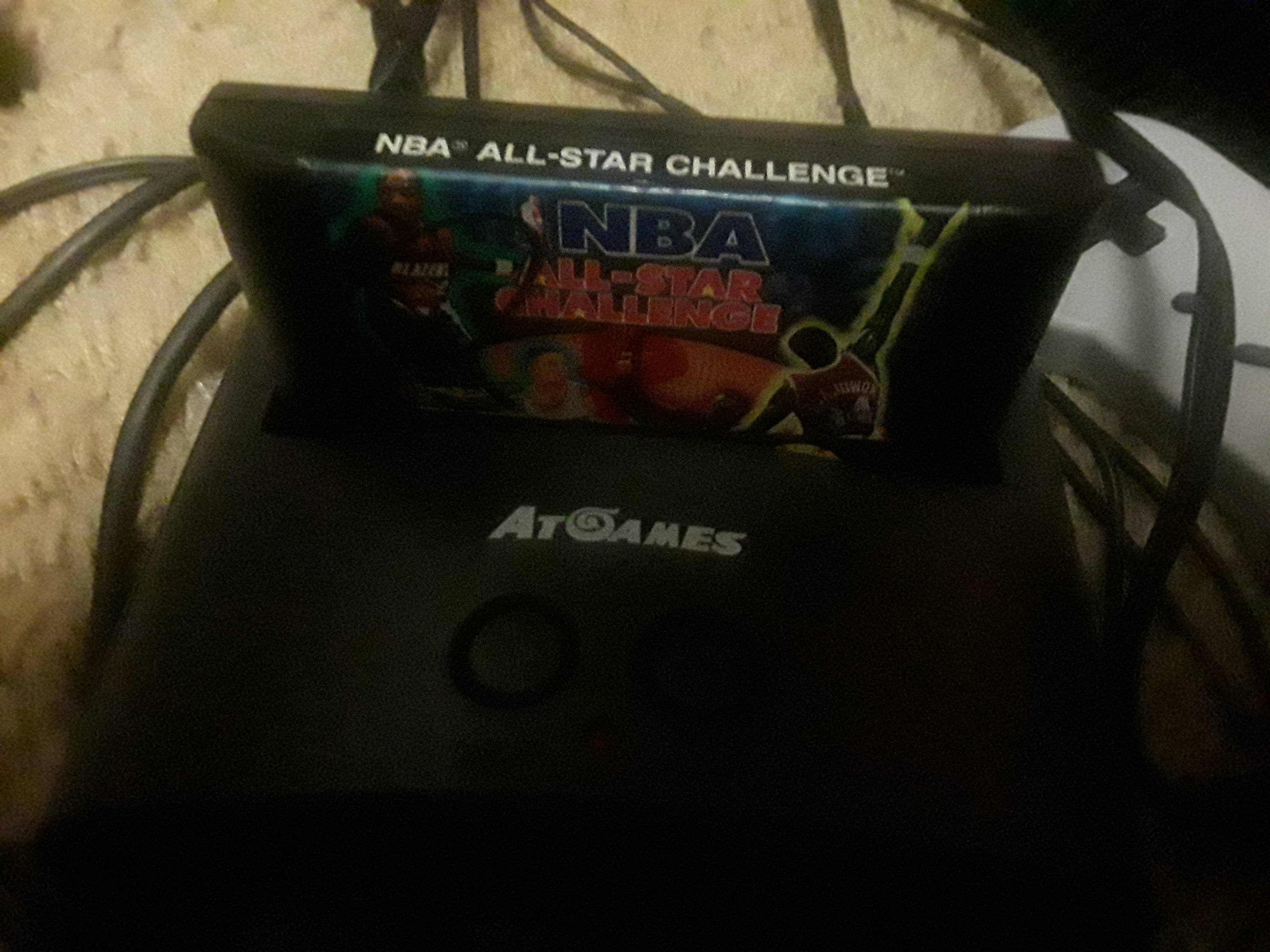 JML101582: NBA All-Star Challenge [Three Point Contest] (Sega Genesis / MegaDrive Emulated) 14 points on 2018-12-30 18:46:01
