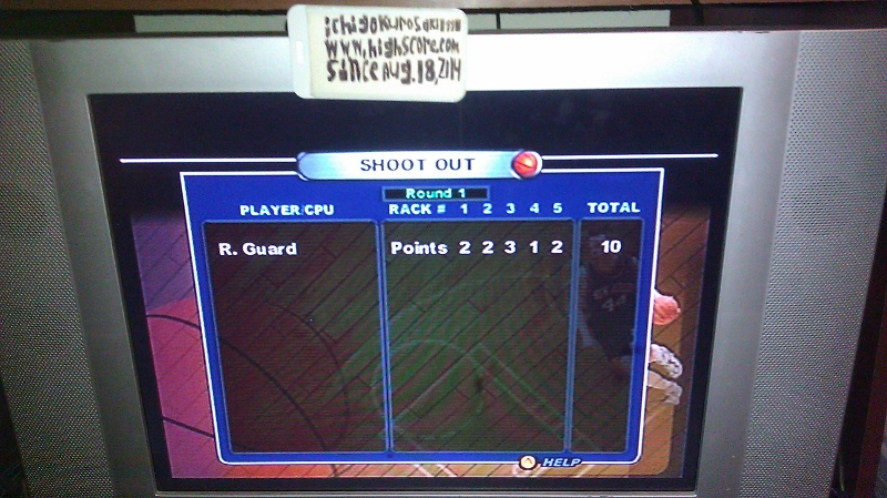 ichigokurosaki1991: NBA Jam 99: Skills Mode [3 Point / Easy] (N64) 10 points on 2016-06-25 02:32:23