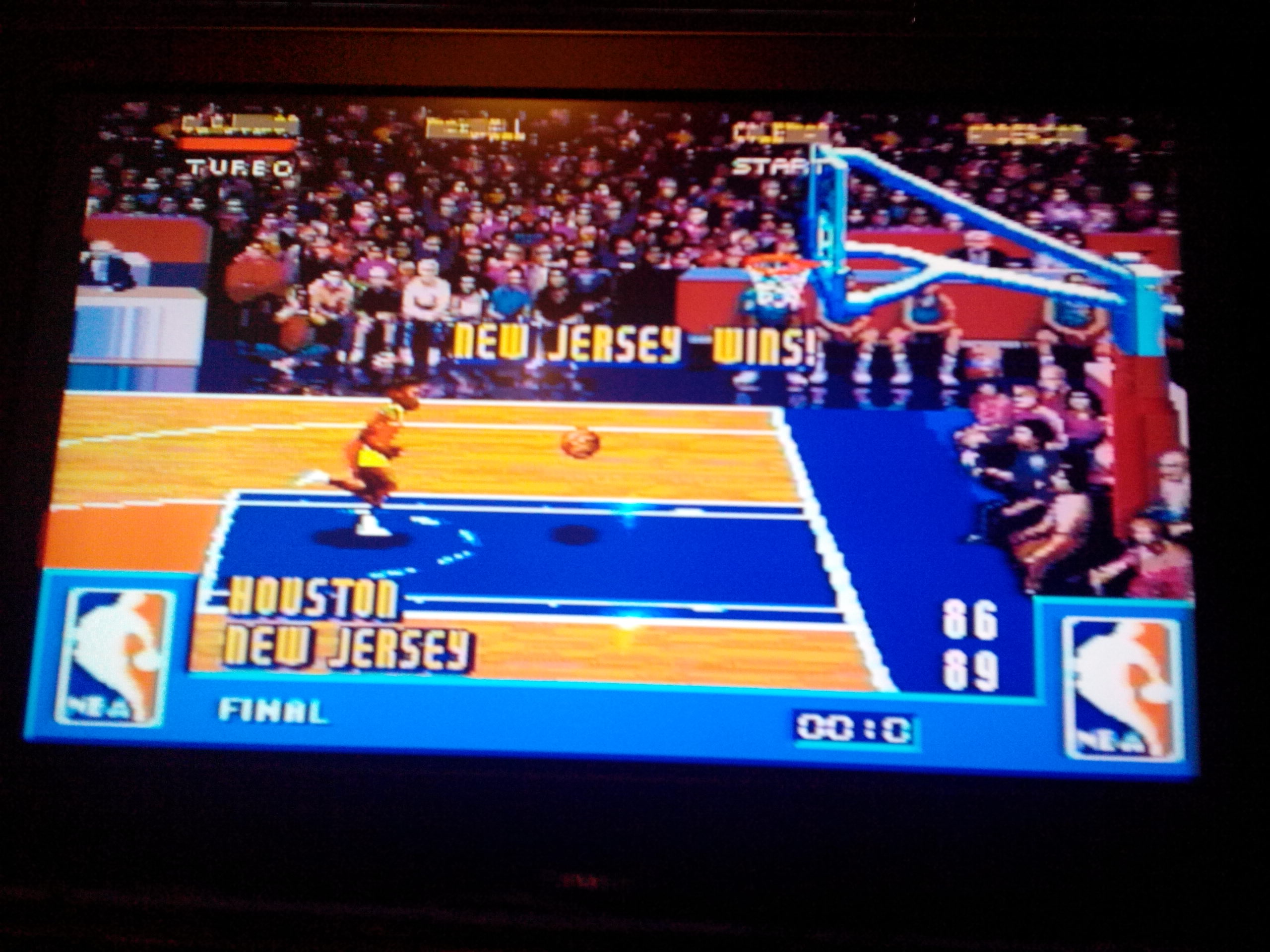 NBA Jam [Easy] 86 points