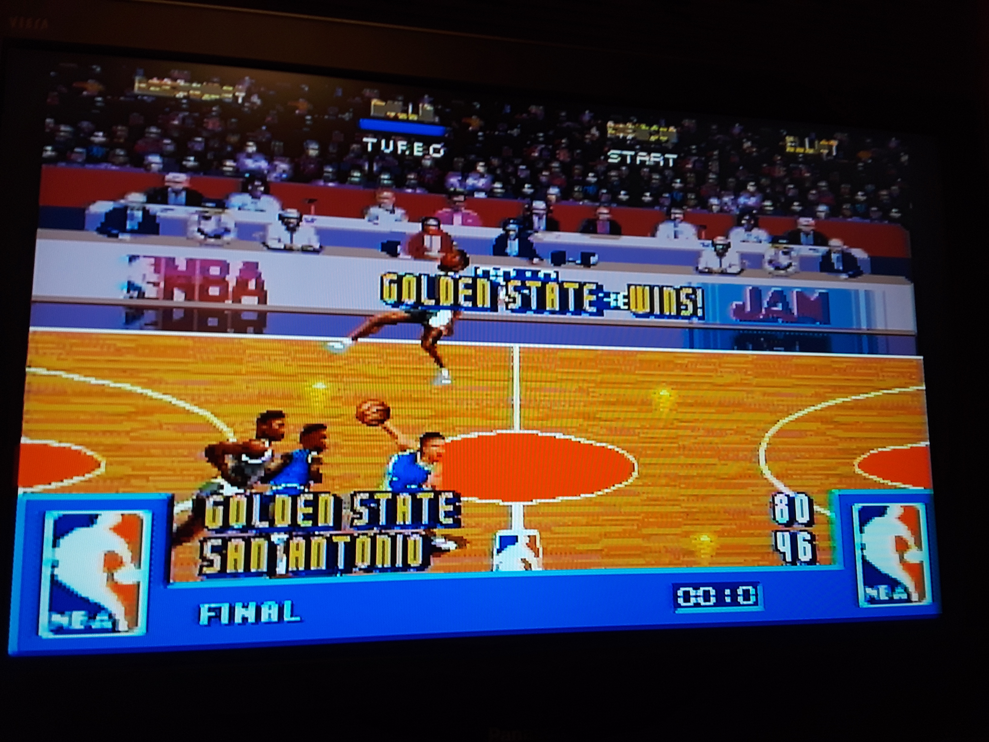 NBA Jam [Extra Easy] 80 points