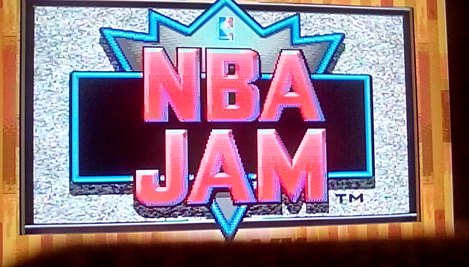 NBA Jam [Hard] 85 points