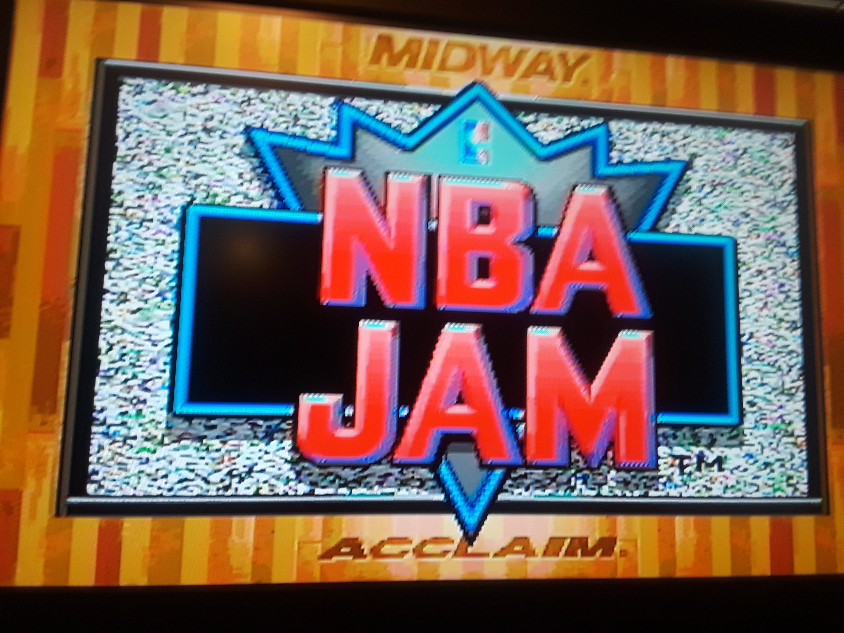 NBA Jam [Very Easy] 84 points