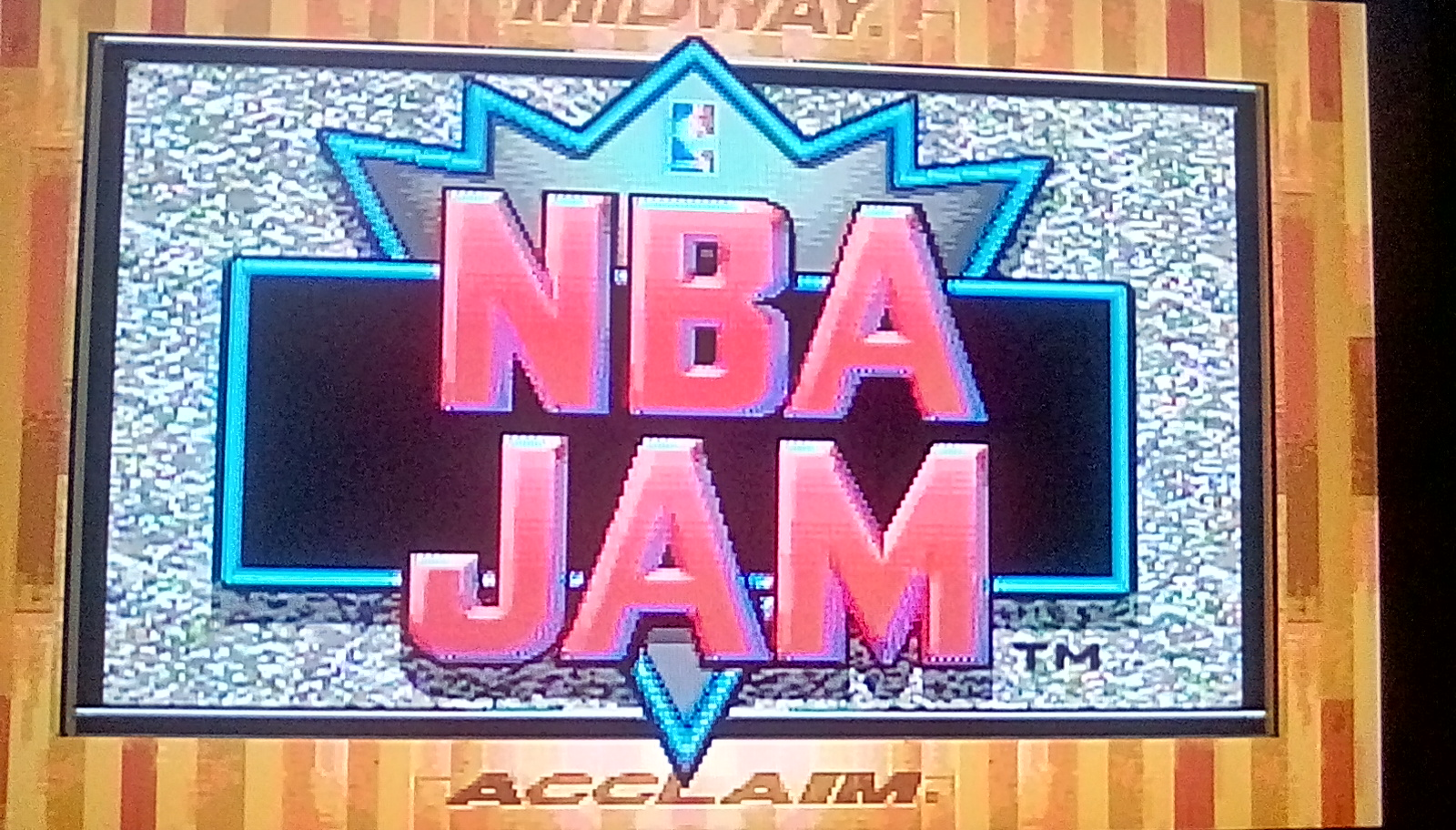 NBA Jam [Win/Loss Record]
