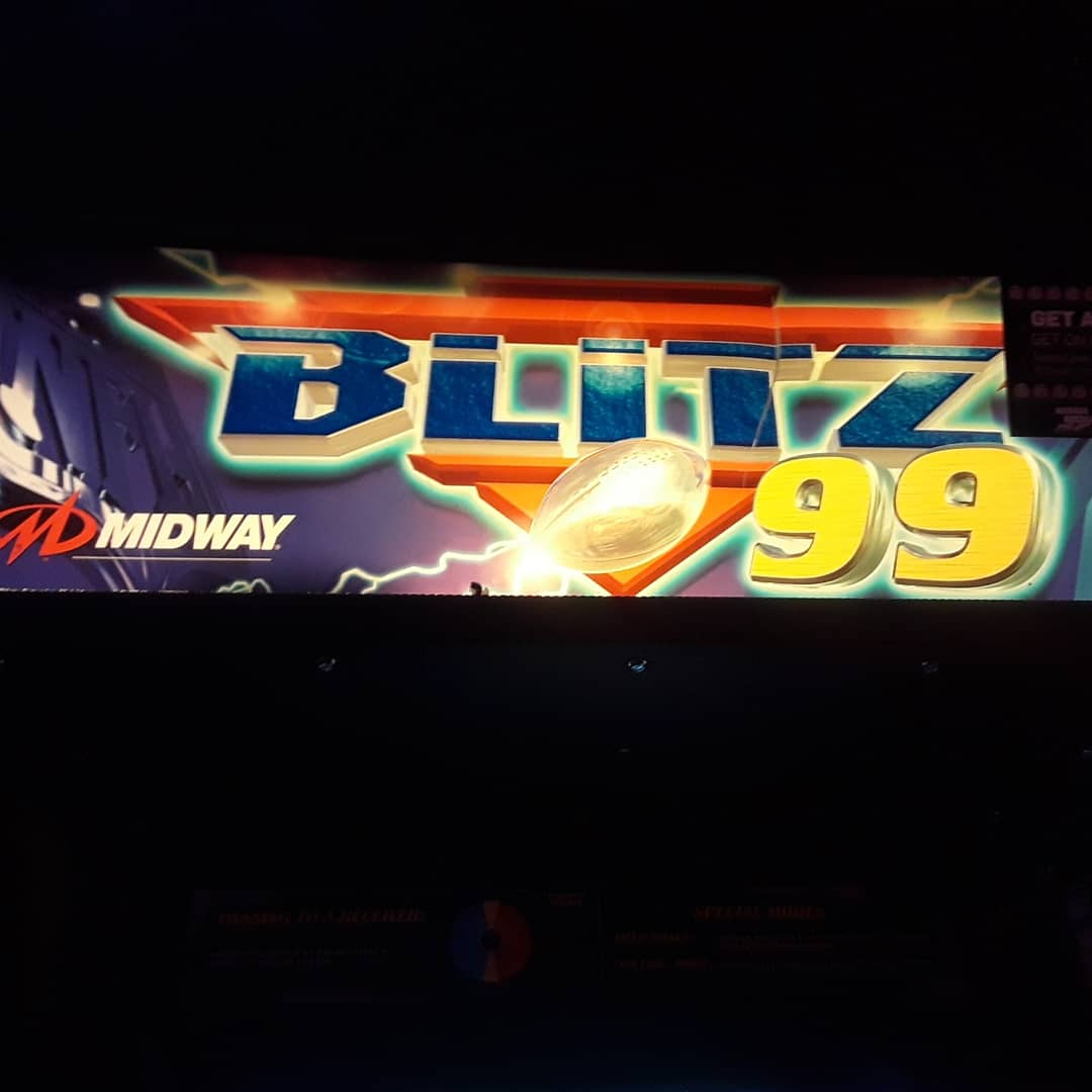 JML101582: NFL Blitz 99 [Point Difference] (Arcade) 7 points on 2019-05-26 17:30:30