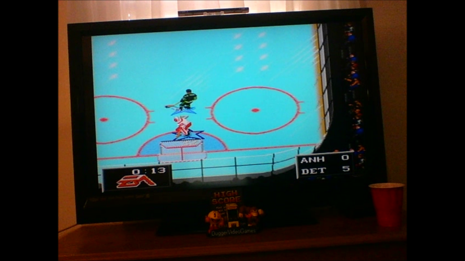 DuggerVideoGames: NHL 94: Shootout [Point Difference] (Sega Genesis / MegaDrive Emulated) 5 points on 2017-02-22 16:21:01