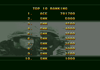 Dumple: Nam-1975 (Neo Geo Emulated) 781,700 points on 2019-11-24 17:14:36