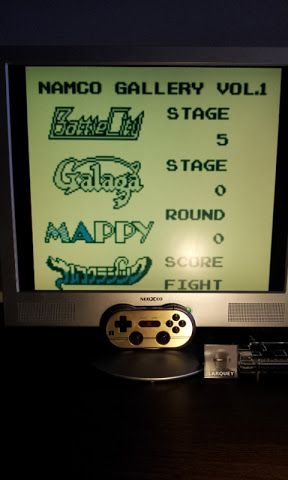 Larquey: Namco Gallery Vol.1: Battle City (Game Boy Emulated) 25,000 points on 2017-01-14 07:33:14