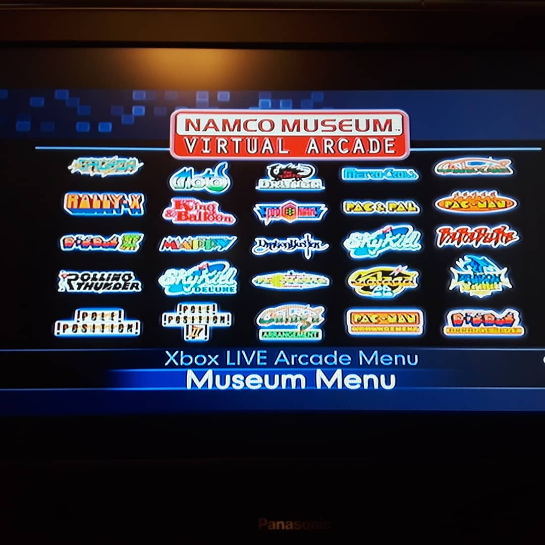 JML101582: Namco Muesum Virtual Arcade: King & Balloon (Xbox 360) 2,830 points on 2018-11-21 18:04:29