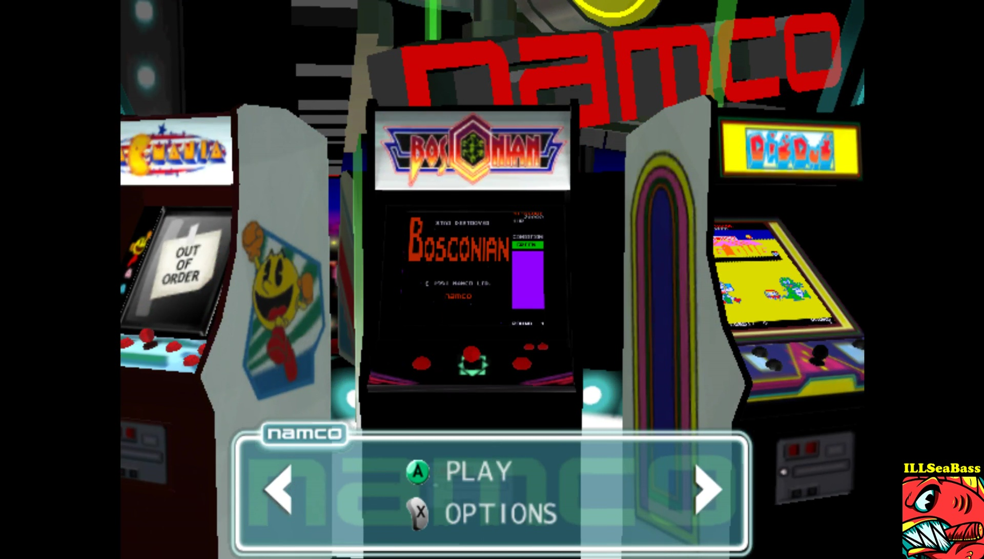 ILLSeaBass: Namco Museum 50th Anniversary: Bosconian (GameCube Emulated) 56,320 points on 2017-06-03 11:40:05