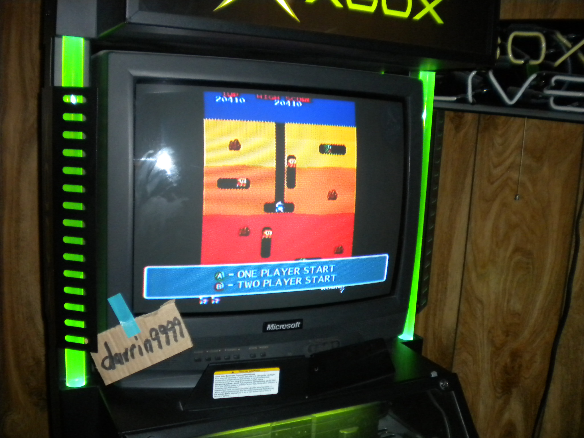 darrin9999: Namco Museum 50th Anniversary: Dig Dug (Xbox) 20,410 points on 2016-12-27 14:23:19