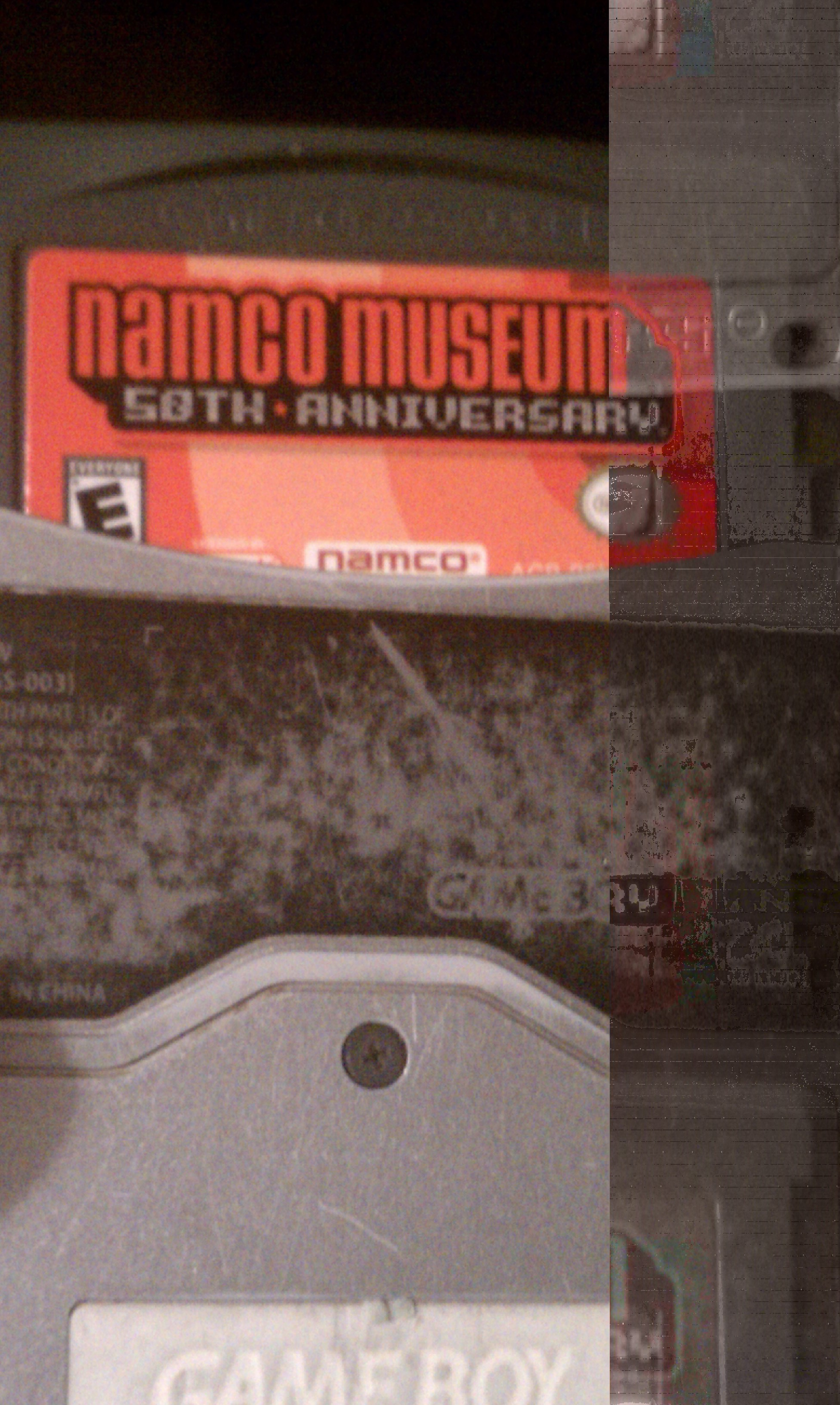 Namco Museum 50th Anniversary: Ms. Pac-Man 71,740 points