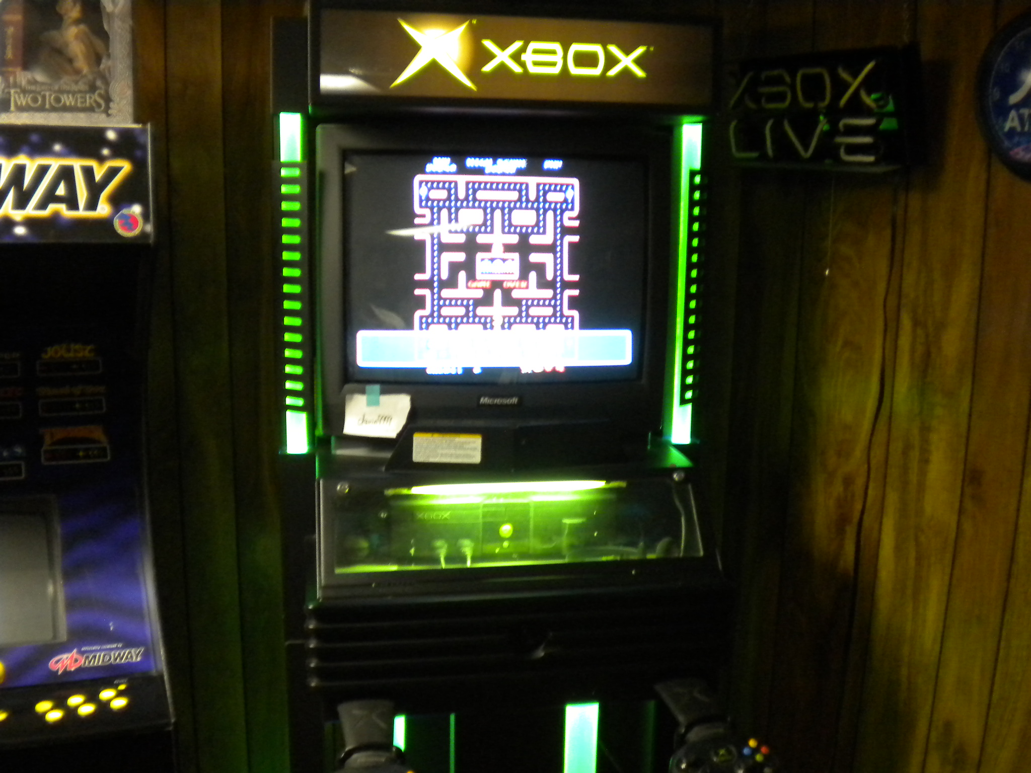 Namco Museum 50th Anniversary: Ms. Pac-Man 20,280 points
