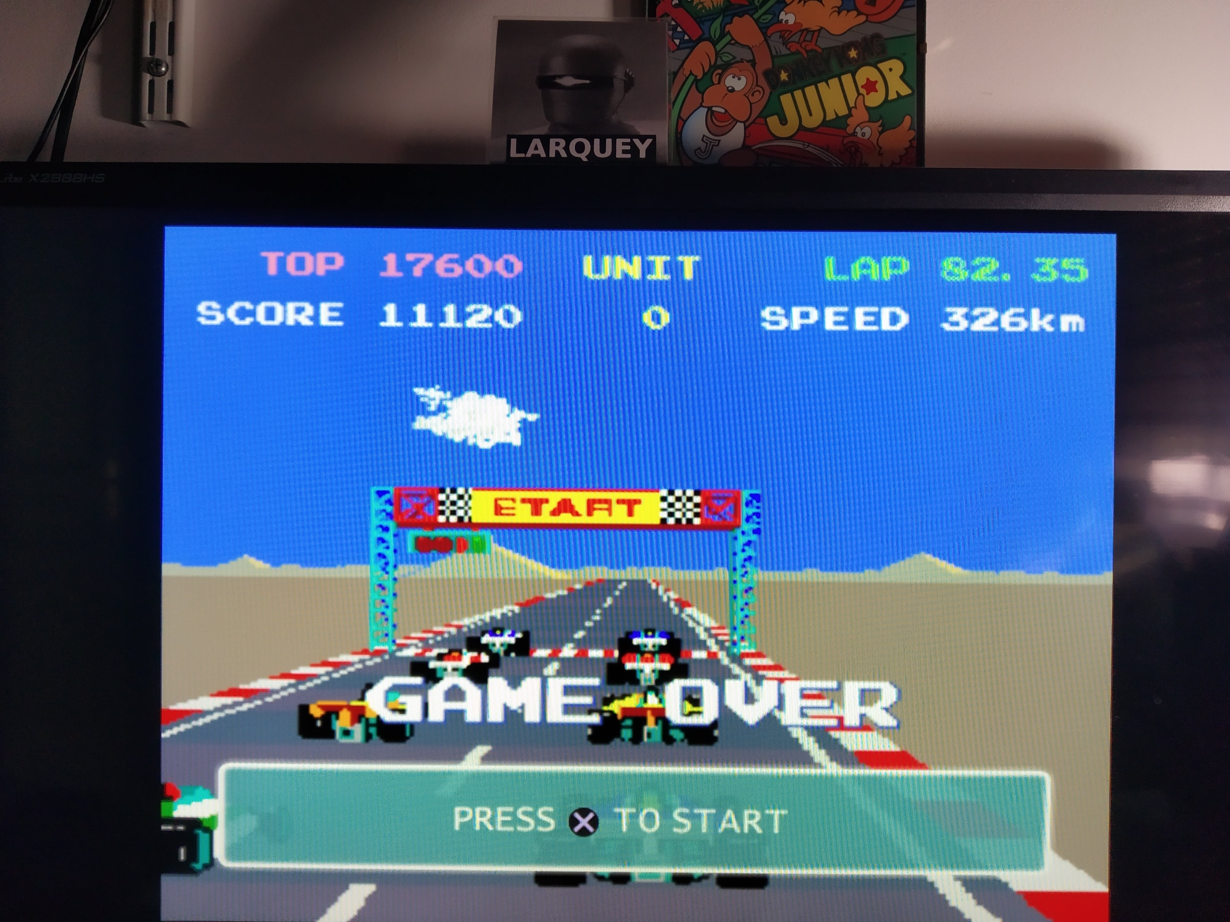 Larquey: Namco Museum 50th Anniversary: Pole Position II [Namco Circuit] (Playstation 2 Emulated) 11,120 points on 2020-08-06 14:05:06