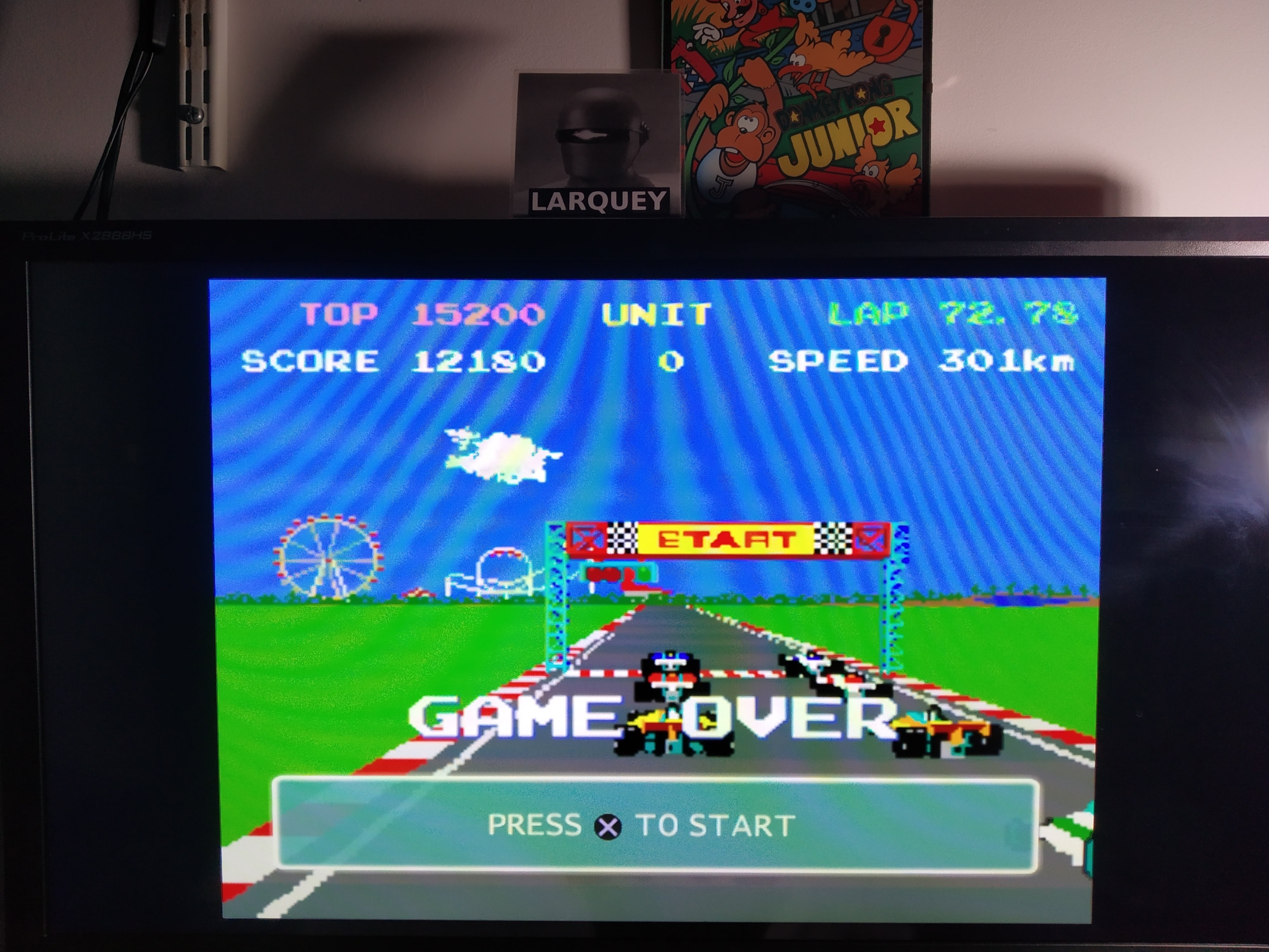 Larquey: Namco Museum 50th Anniversary: Pole Position II [Test Track] (Playstation 2 Emulated) 12,180 points on 2020-08-06 15:12:18
