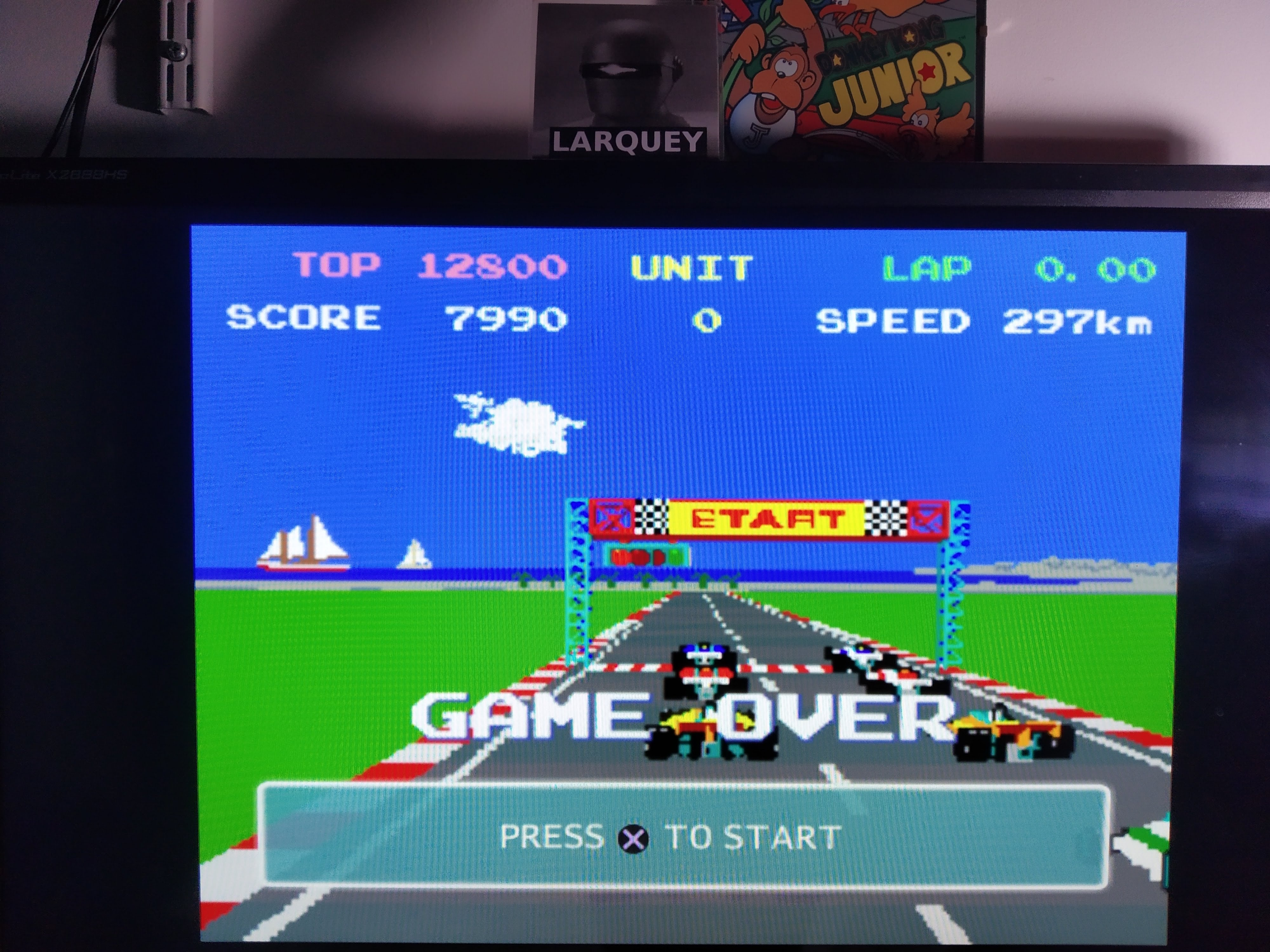Larquey: Namco Museum 50th Anniversary: Pole Position II [Wonder Circuit] (Playstation 2 Emulated) 7,990 points on 2020-08-06 15:14:36