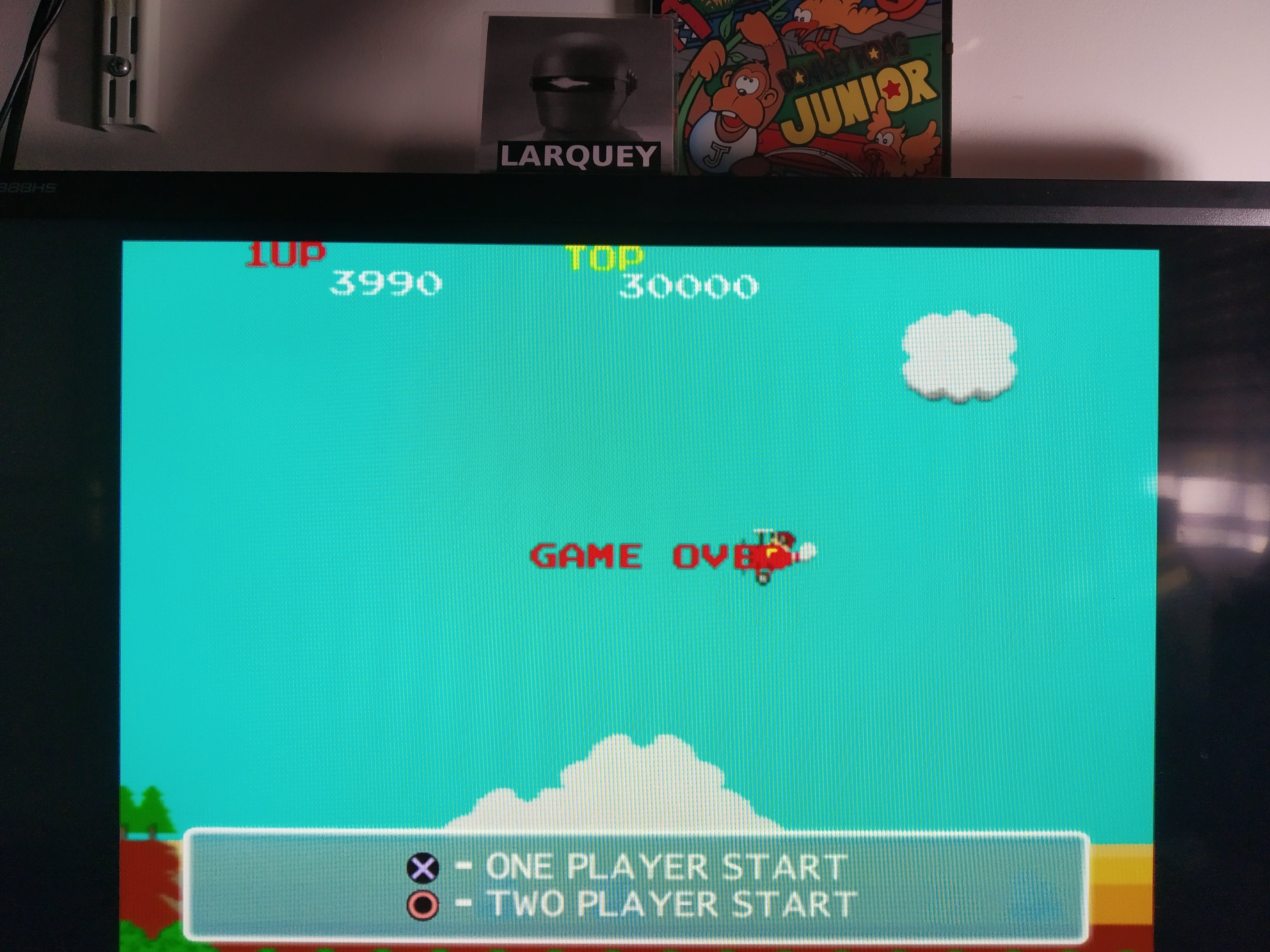 Larquey: Namco Museum 50th Anniversary: Sky Kid (Playstation 2 Emulated) 3,990 points on 2020-08-06 13:35:07