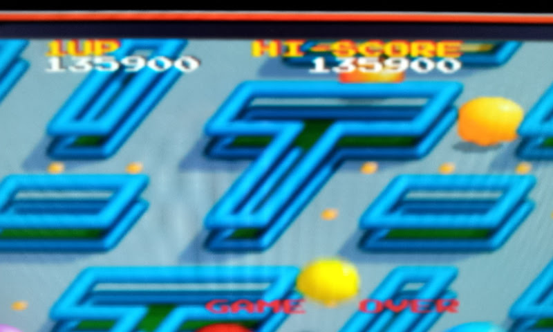 Larquey: Namco Museum Megamix: Pac-Mania (Wii) 135,900 points on 2018-05-20 10:26:49
