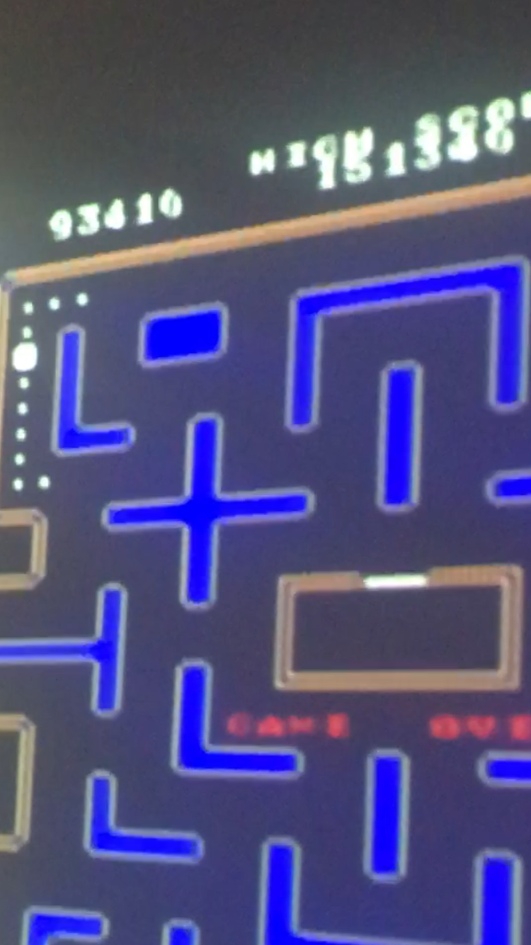 DanielMcinnes: Namco Museum: Ms. Pac-Man (Playstation 2) 93,410 points on 2016-06-10 09:53:49