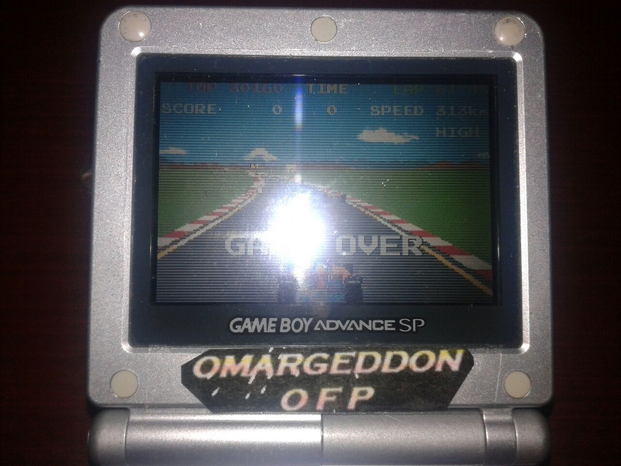 omargeddon: Namco Museum: Pole Position (GBA) 30,160 points on 2017-12-23 16:28:50