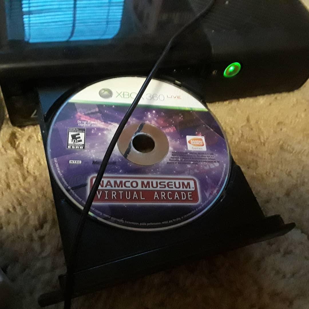 JML101582: Namco Museum Virtual Arcade: Baraduke (Xbox 360) 2,120 points on 2018-11-18 19:32:32
